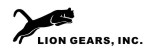 Lion Gears, Inc.